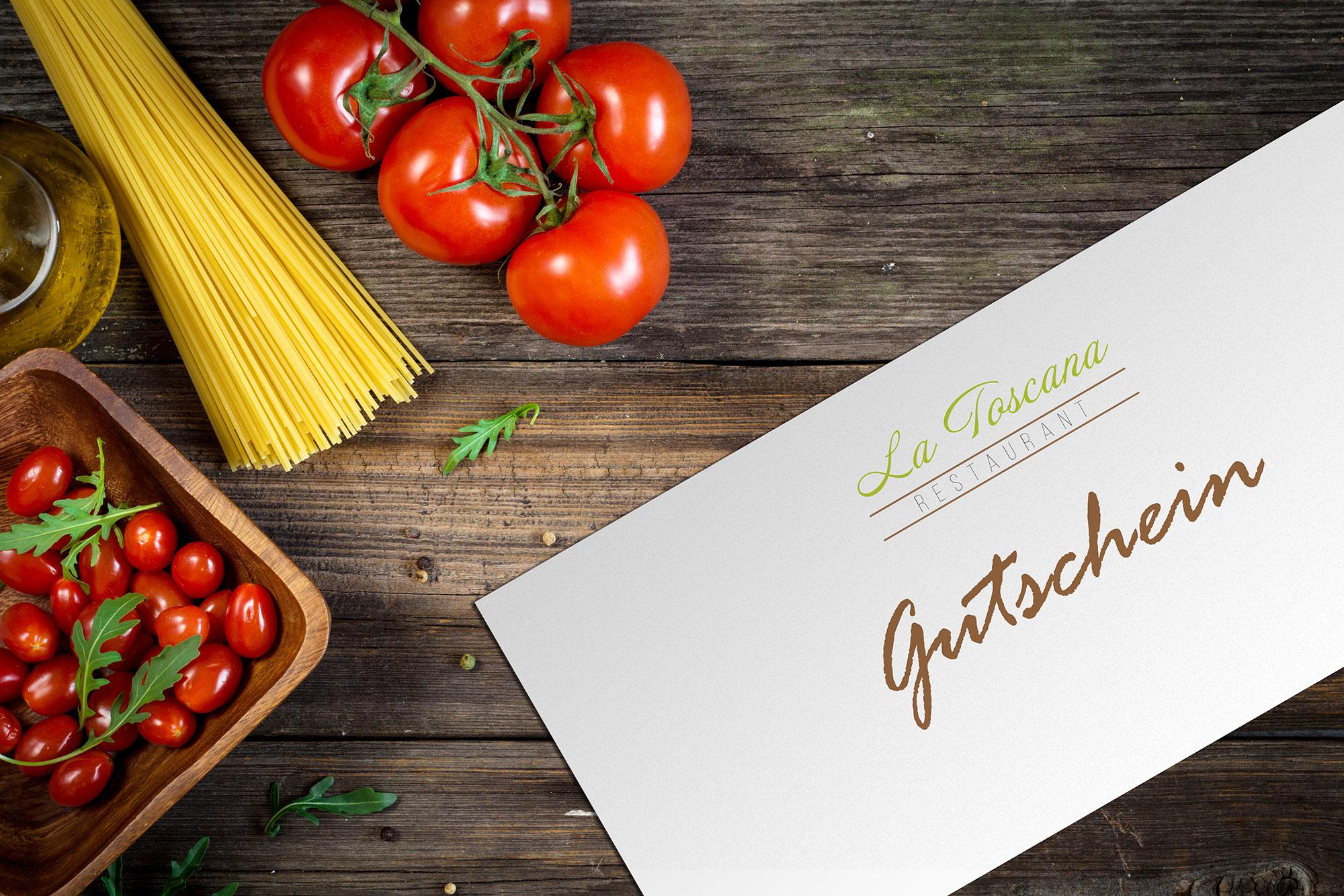 Gutscheine - La Toscana Restaurant Heilbronn