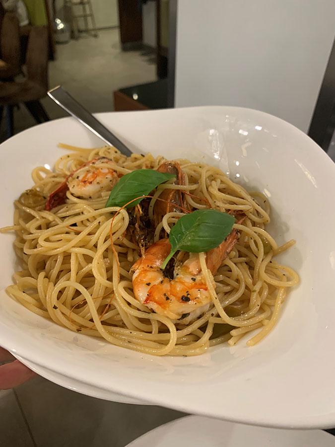 Spaghetti - La Toscana Restaurant Heilbronn
