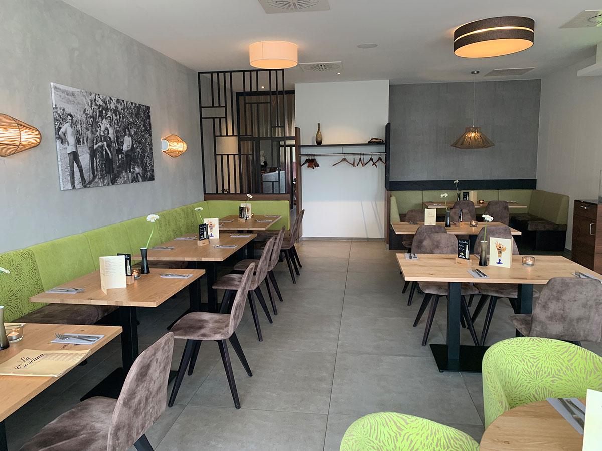 Italienisches Lokal - La Toscana Restaurant Heilbronn