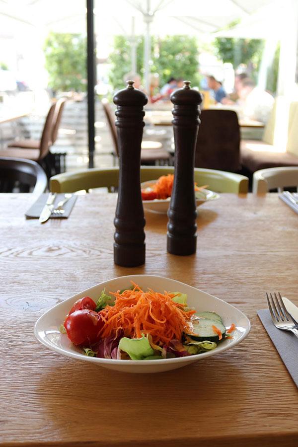 Salat - La Toscana Restaurant Heilbronn