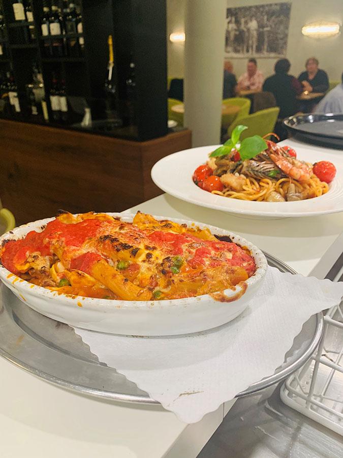 Speisen und Getränke - La Toscana Restaurant Heilbronn