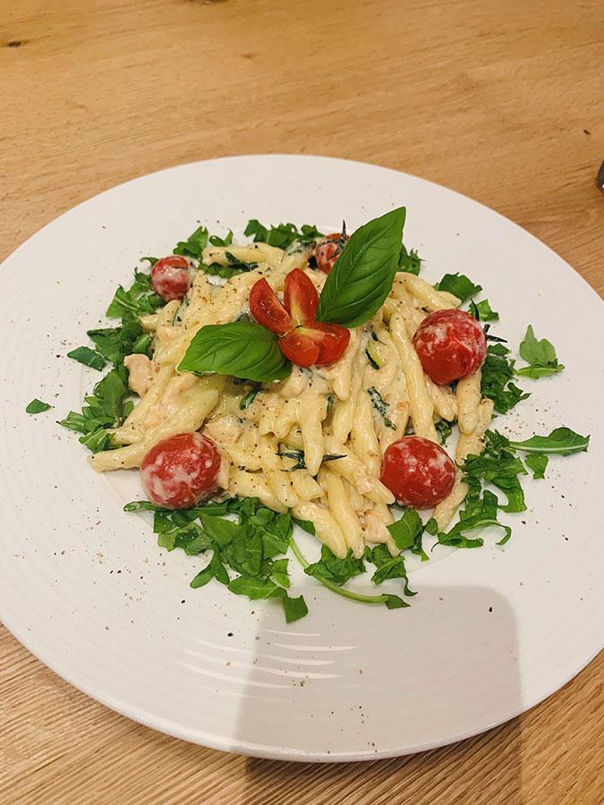 Pasta - La Toscana Restaurant Heilbronn
