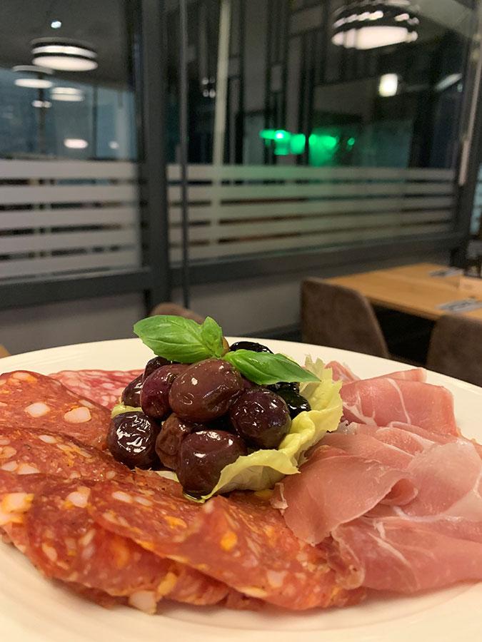 Salami und Schinken - La Toscana Restaurant Heilbronn
